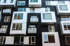 Здание в Портленде Орегоне стоковая фотография rf