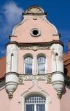 Здание в Риге стоковые фотографии rf