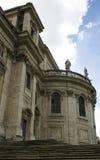Здание в Риме Стоковое фото RF