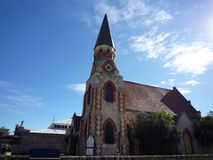 Здание в Fremantle стоковое изображение