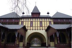 Здание в Palic, Subotica стоковое фото