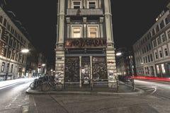 Здание Гамбурга стоковые фото