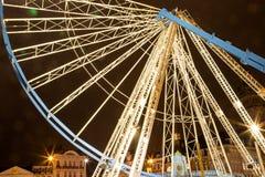 Здание гигантской привлекательности колеса Стоковое Изображение