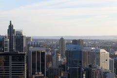 Здание города Сиднея Стоковое Изображение RF