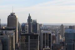 Здание города Сиднея Стоковое фото RF