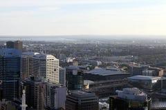 Здание города Сиднея Стоковые Фотографии RF
