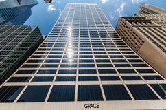 Здание Грейса Стоковое Изображение RF