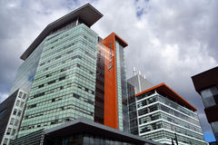 Здание Джона Molson университета Concordia стоковые фото