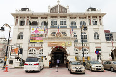 здание девятнадцатого века в Куалае-Лумпур Стоковое Изображение RF