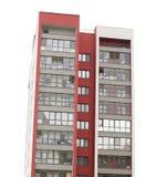 Здание жилого квартала Стоковая Фотография RF