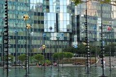 здание зодчества самомоднейшее Стоковое Фото