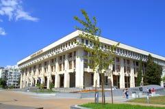 Здание здания суда Стоковое Фото