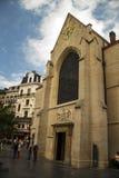 Здание камня starinnom Гента Бельгии красивое Стоковая Фотография RF