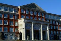 Здание кампуса стоковое фото