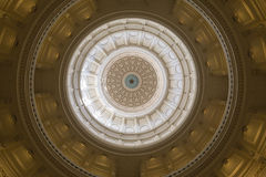 Здание капитолия в Остине Техасе Стоковое Фото
