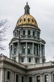 Здание капитолия положения Колорадо стоковое фото rf