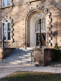 Здание капитолия положения, Carson City, Невада стоковая фотография rf