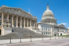Здание капитолия США в Вашингтоне d C стоковое изображение