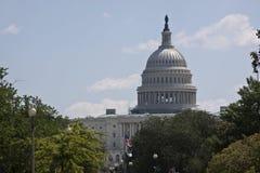 Здание капитолия США стоковые изображения rf