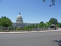 Здание капитолия США Стоковая Фотография