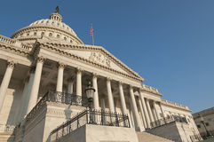 Здание капитолия США Стоковое Изображение RF