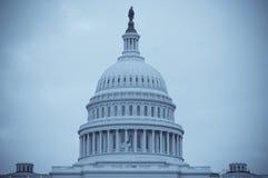 Здание капитолия США Стоковые Фото