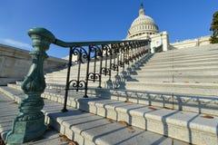 Здание капитолия США, DC Вашингтона, США Стоковое Фото
