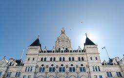Здание капитолия Hartford Коннектикута стоковое изображение