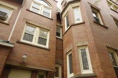 здание кирпича историческое Стоковая Фотография RF