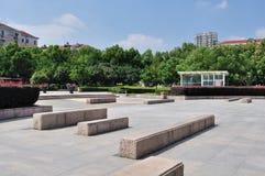 Здание Китая Нанкина историческое стоковая фотография rf