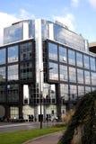 Здание компании Атлантиды Стоковое Изображение RF