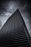 Здание к темноте Стоковое Изображение
