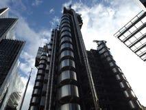 Здание Лондон Lloyds стоковое фото