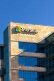 Здание Майкрософта Стоковое Фото