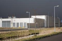 Здание металла промышленное Стоковые Изображения RF