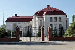 Здание музея Стоковые Фото