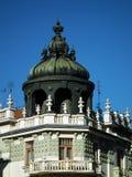 Здание муниципалитет Брно башни Стоковое Изображение