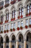 Здание муниципалитет вены Стоковая Фотография RF