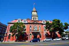 Здание муниципалитет Виктории Стоковое Изображение