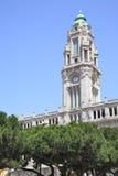Здание муниципалитет в Порту Стоковое Изображение RF