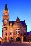 Здание муниципалитет в Frydlant Стоковое Фото