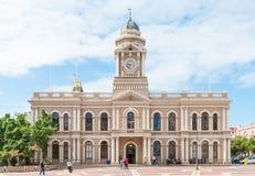 Здание муниципалитет в Port Elizabeth Стоковые Фото