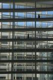 Здание муниципалитет Гаага Стоковые Изображения