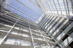 Здание муниципалитет Гааги Стоковое Изображение