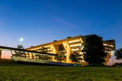Здание муниципалитет Далласа Стоковые Фотографии RF
