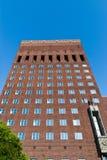 Здание муниципалитет Осло Стоковое фото RF