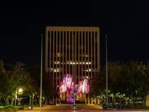 Здание муниципалитет Пало-Альто стоковая фотография rf
