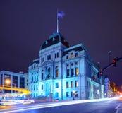 Здание муниципалитет Провиденса Стоковые Фотографии RF