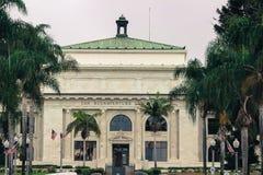 Здание муниципалитет Сан Буэнавентуры Стоковое Изображение RF