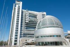 Здание муниципалитет Сан-Хосе, Калифорнии стоковая фотография